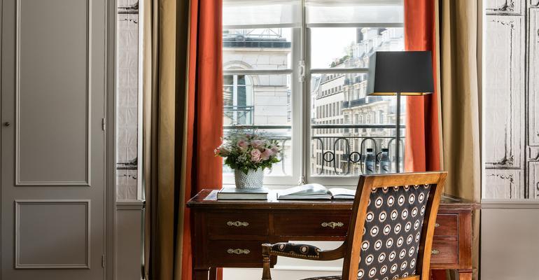 Zimmer Vendôme - Deluxe