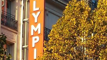 L'Olympia, salle de concert à deux pas de l'Hôtel Mansart